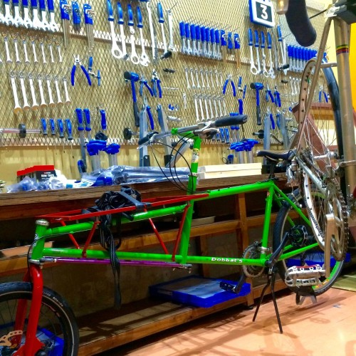 ABOUT Fixing Bicycles