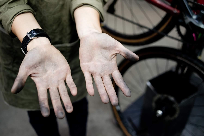 FIX LIKE COOK / 自転車も料理を作るように