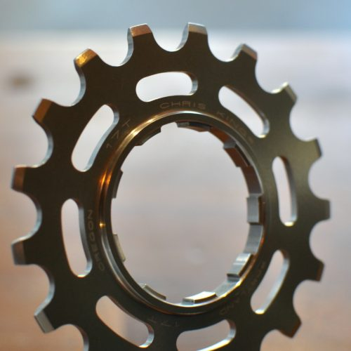 *新入荷情報「CHRIS KING Aluminum Cog 17t」