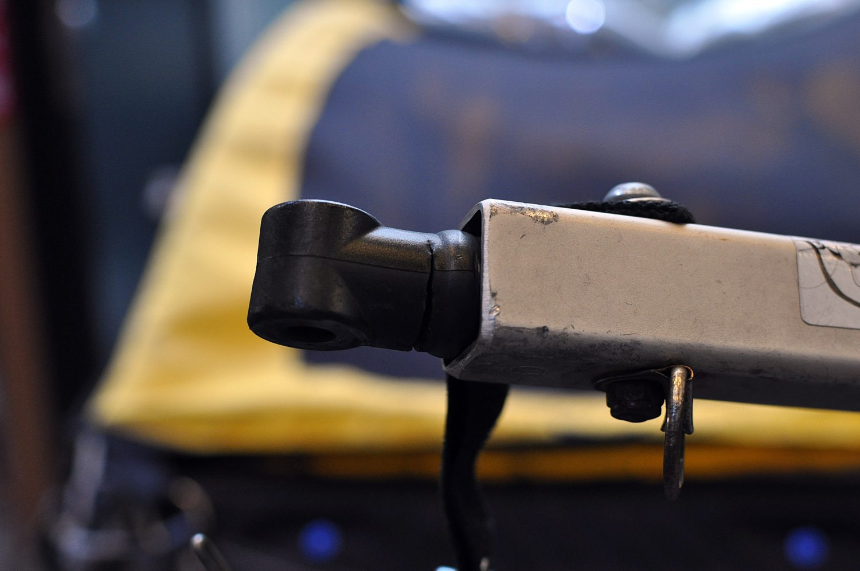 しっかりと繋ぐ - BURLEYのコネクタを交換してみよう!