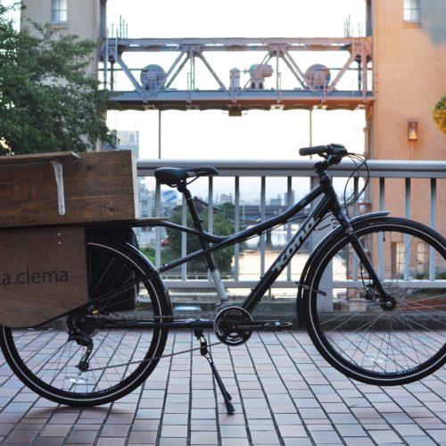想いを載せるモノ - プラスαでカーゴバイク を働く自転車に