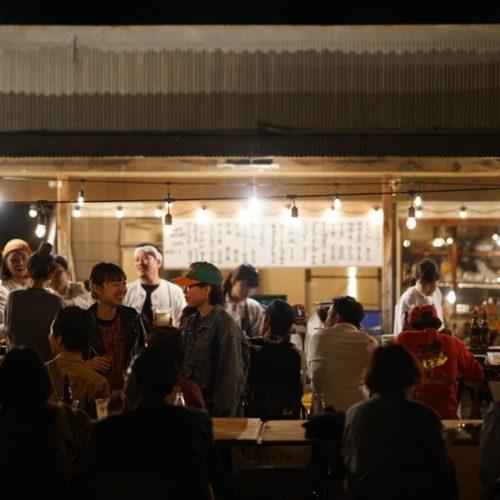 蒲郡の日が落ちたら、それは祭りの始まり - TEKIYA BROTHERSに出店決定!!